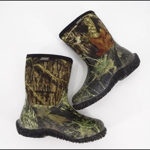 BOGS Classic Mid Mossy Oak (Boys' Toddler-Youth) 2
